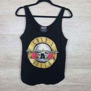 Bravado Guns N Roses tank Size L